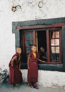 チベット仏教の僧院